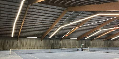 500x250 Tennishalle