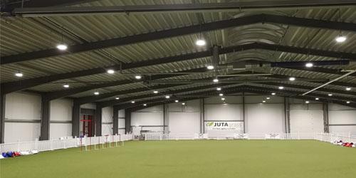 Hundesporthalle